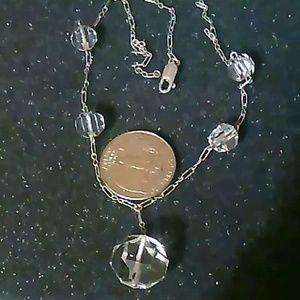 Vintage Sterling Silver Choker